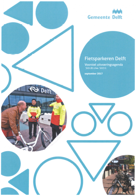 fietsparkeren rapport