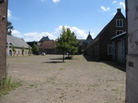 binnenterrein Paardenmarkt 1